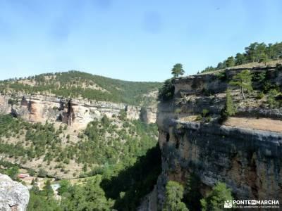 Escalerón,Raya,Catedrales de Uña;cañada real soriana monasterio paular piraguas madrid parque nat
